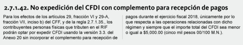 Facilidad_Régimen_Incorporación_Fiscal_CFDI_Pagos